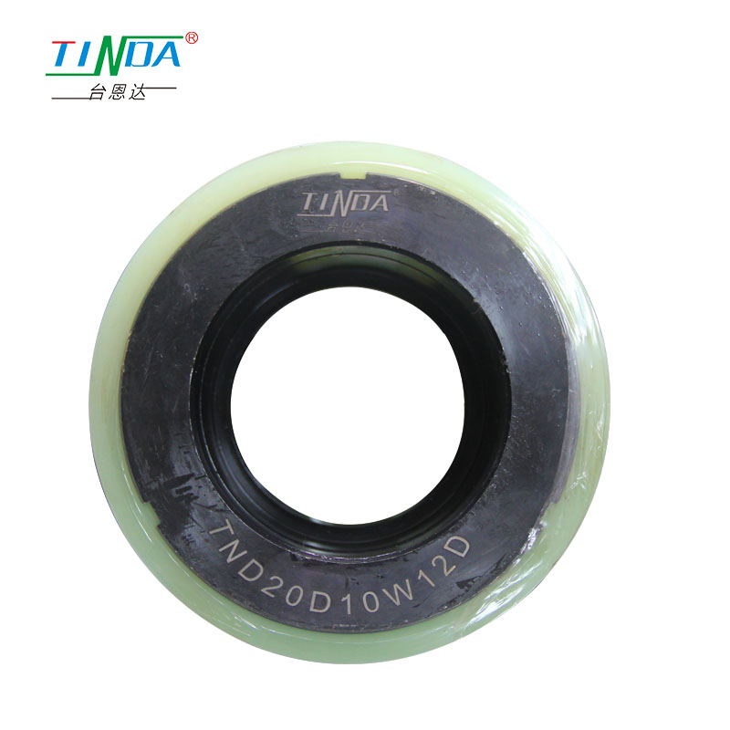 Manufacturers Custom-Made Durable Pu Coating Roller Polyurethane Roller With Steel RUBBER ROLLER