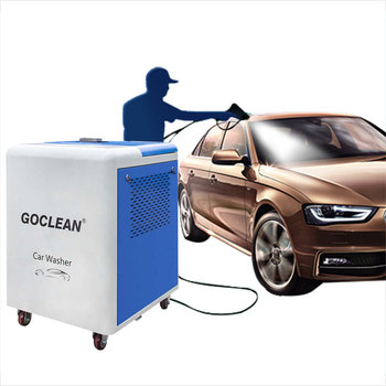China wholesale car steam wash machine diesel mobile steam cleaning washer steam car wash machine