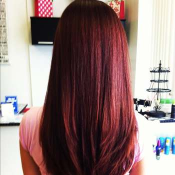 Easy to Use Direct Sale of Modified Effective FSSAI Quality No-Damage Wine Red Hair Color