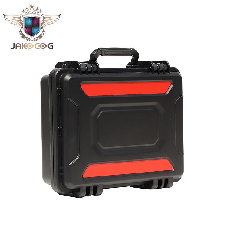 Защитный противоударный водонепроницаемый ящики для хранения портативный чемодан для хранения коробка электрический инструмент чехол с пеной JSM-430 #