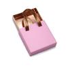 Pink Ribbon bag packaging