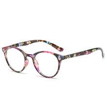 Iboode готовые очки для близорукости для женщин и мужчин, овальная оправа, прозрачные линзы, очки для зрения 0-0,5-1,0-1,5-2,0 до-6,0, Новинка(Китай)