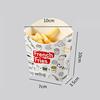 S french fries box-100pcs
