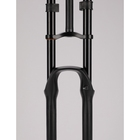 "Fork E Rockshock Bicycle Air Fork Suspension 12"" 26er Front Bike Fork"