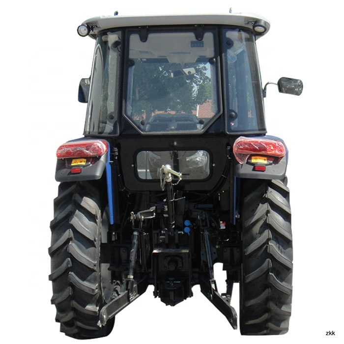 mini tractor small size big power garden and warm house use 50 horse power 4 wheel drive tractor HX504H
