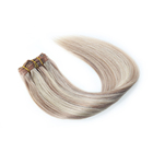 Hair Extensions Hair Extensions Real Human Hair Weave Remy Synthetic Natural Hair Extensions