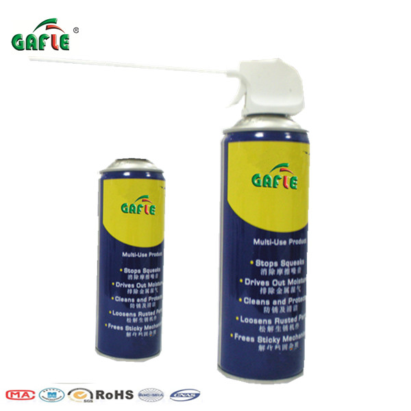 gas r134a spray duster for keyboard cleaning of computer from china