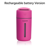 Pink Rechargeable battery version