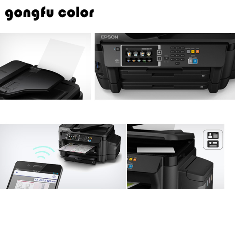 Brand new office scanner inkjet printer copying and printing machine a4 paper copier with high quality