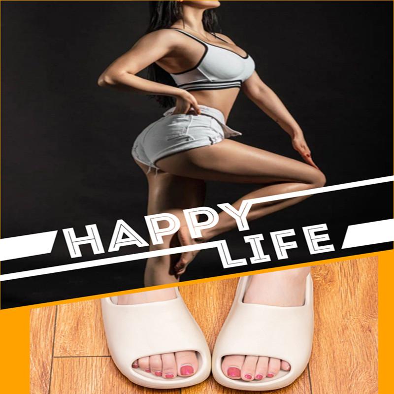 Good Price Unisex Custom Slide Sandals Custom Yeezy Sandals Color Yeezy Slides Sliders Slippers Custom Logo