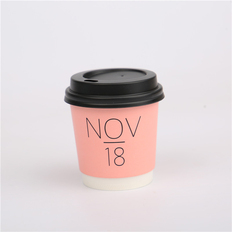4oz Double Wall Paper Cup for Hot Drink
