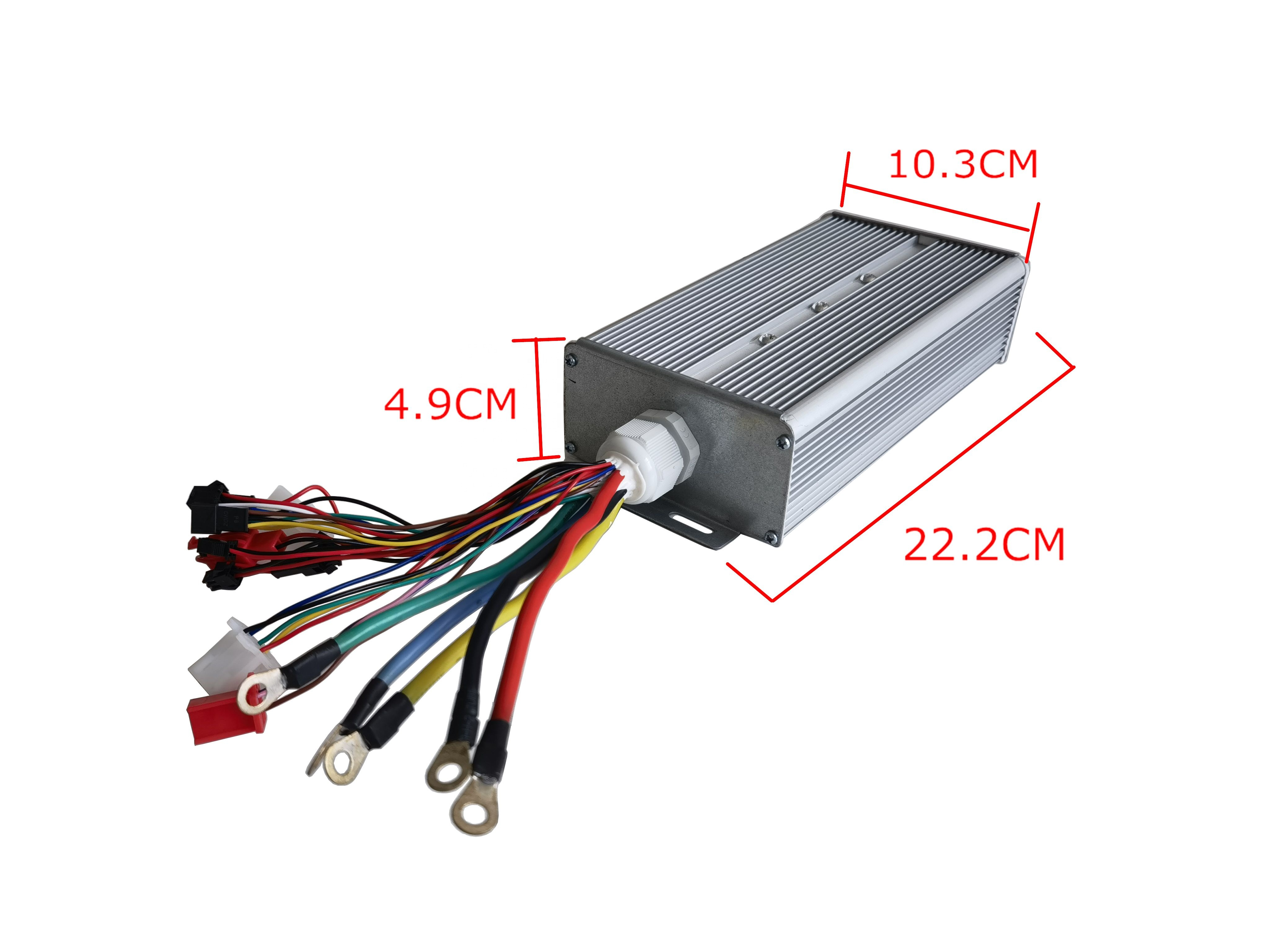 New tool 3000w kit ebike conversion kit other electric bicycle parts inside Hot seller