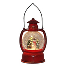 Lantern New Arrival Music Lantern Christmas Glitter Lamp Party Supplies Festival Xmas Gift Indoor Decoration