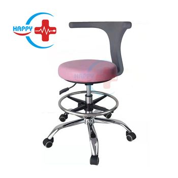 HC-L048 HOT SALE Dentist Chair dental equipment dental saddle chair for hospital Chair surface