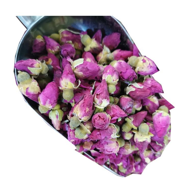Food Grade Pingyin Dried Rose Buds Tea Small Rose Bud Flower for Tea Organic Bulk Pound dried Rose Bud to Rose - 4uTea | 4uTea.com