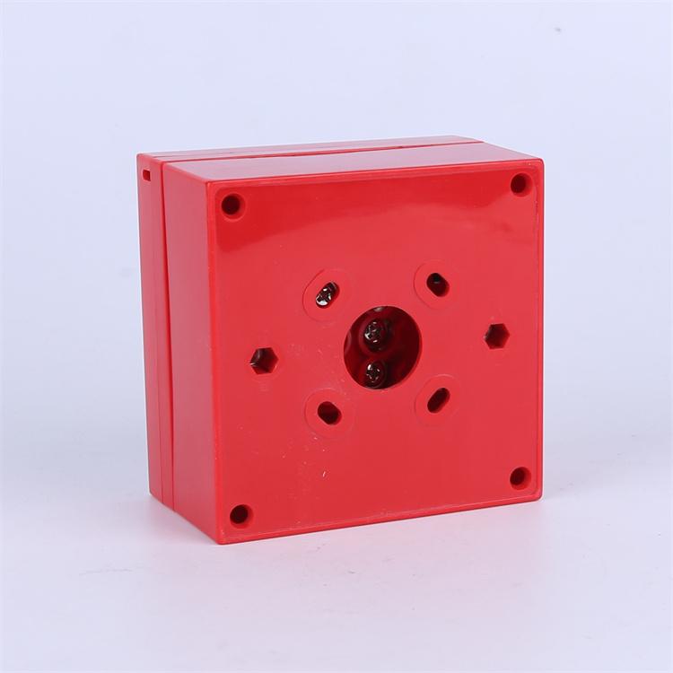 Безопасная ручная точка вызова, подключенная к адресной системе, пожарная сигнализация для домашней системы безопасности