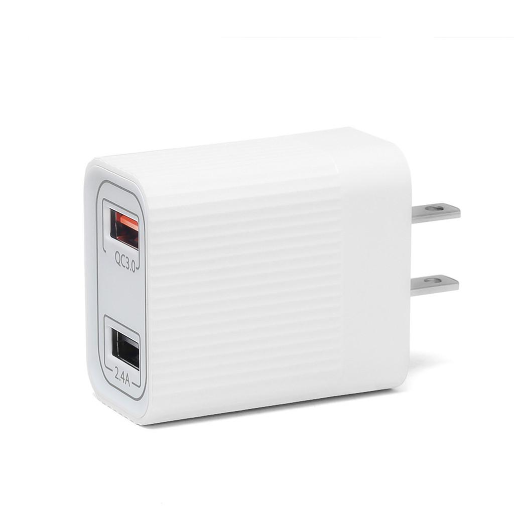 Штепсельная вилка США для DJI Mavic Mini Drone новая зарядка с двумя портами USB QC 3,0 быстрое зарядное устройство адаптер питания камера Дрон аксессуа...(Китай)