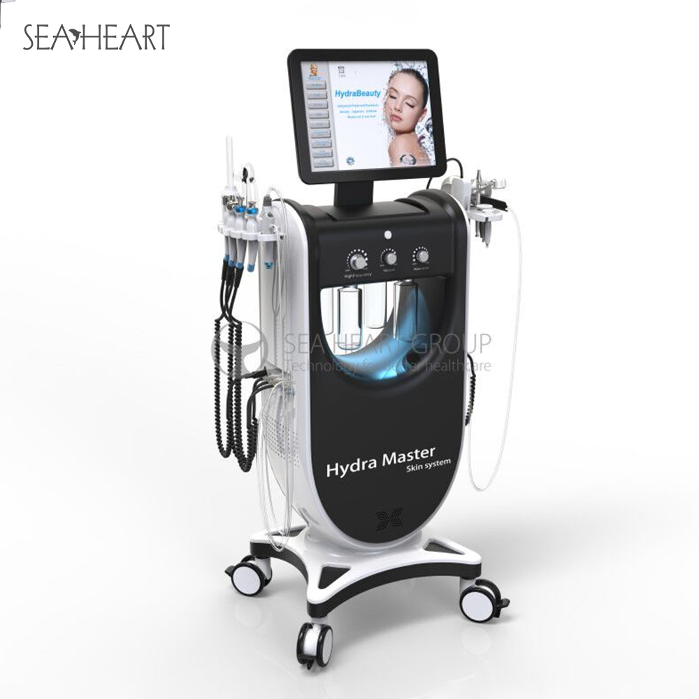 china suppliers hydradermabrasion skin beauty machine all in one