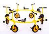 Bicycle merry-go-round