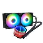 Power Cooling Pc 3.6w OEM High Quality CPU Case Power Water Cooling Cooler Master System For PC