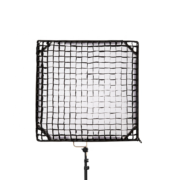 China wholesale lightweight 1.2mx1.2m white square photography studio photo reflector grid