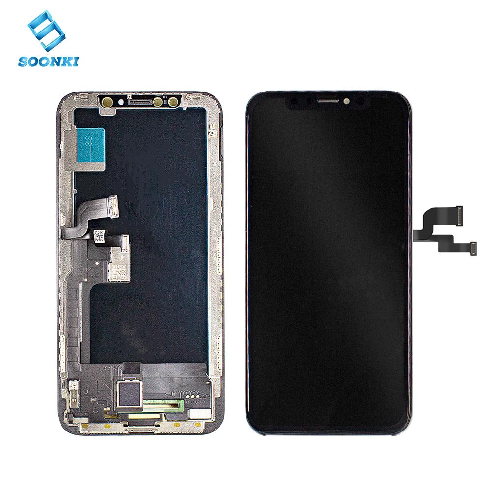 Бесплатный образец Мобильный ЖК-экран дисплей для iPhone X XR XS max 11 ЖК-экран Замена для iphone X 11 ЖК-дисплей цена ecran