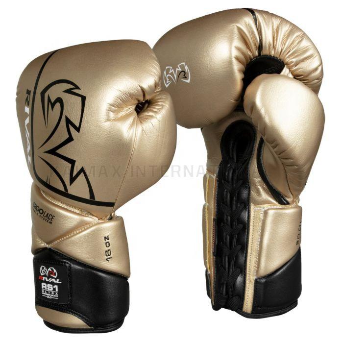 Custom PU Leather boxing Gloves