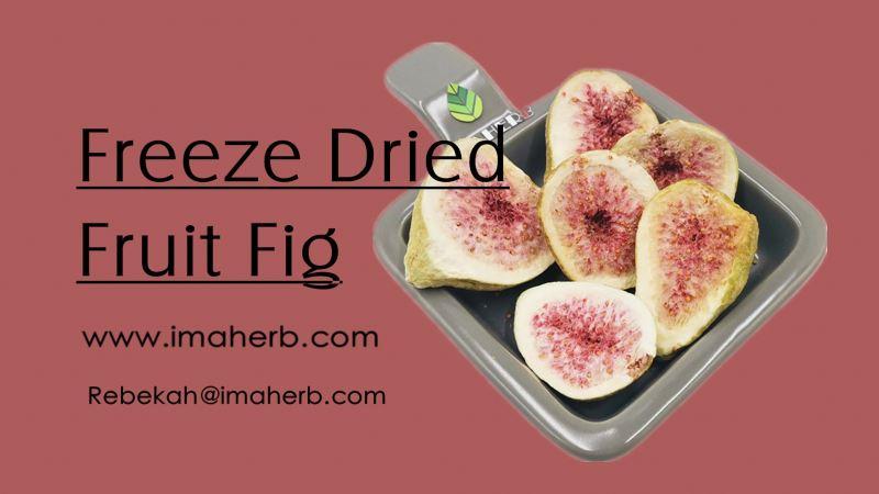 Замороженный фруктовый порошок из фигового дерева