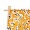 Orange Hitam baby wrap