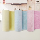 Kitchen Towels Kitchenkitchen Kitchen Cloth Customized Kitchen Disposable Colorful Dish Cloth Towels