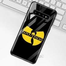 Чехол Wu-Tang Clan для samsung Galaxy S10 S10e S9 S8 Plus A70 A50 A30 Note 9 10 + 5G чехол из закаленного стекла для телефона(Китай)