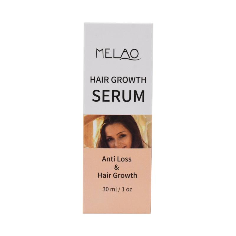 Private Label Herbal Anti Hair Loss Boosting Fast Hair Growth Serum