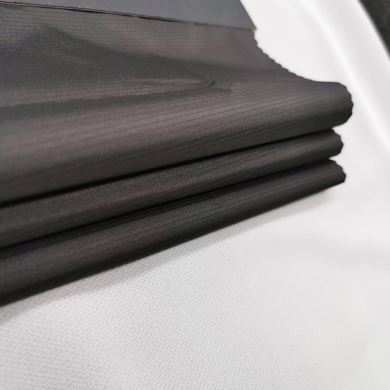 Горизонтальная полоса полиэстер эпонж спортивная водонепроницаемая ткань