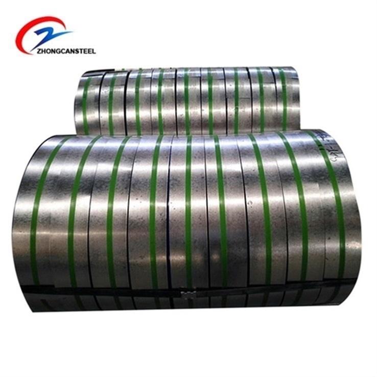 1,2 мм sgcc оцинкованные стальные полосы катушки zink с покрытием холодный рулон zink покрытый холодным рулоном gi катушка сталь и полоса щелевая катушка