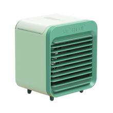 Мини-кондиционер, охлаждающий Настольный охлаждающий спрей с usb-зарядкой, маленький вентилятор для студенческого общежития, офисный воздуш...(Китай)