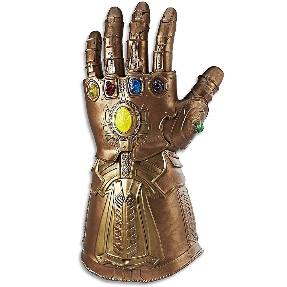 Infinity Gauntlet Articulated Electronic Fist Kids Light up Toy
