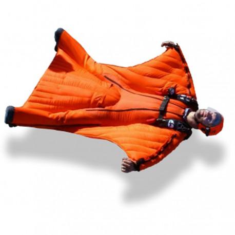 Новинка, летающая одежда Wingsuit для прыжков с парашютом