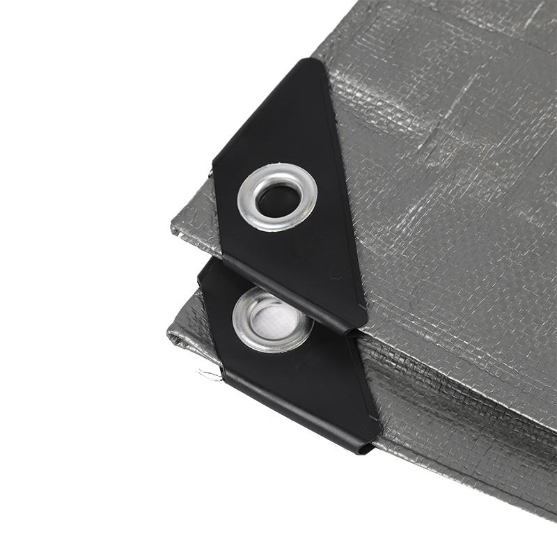 Custom Heavy Duty Waterproof Printed Tarp Ready Made Tarpaulin With Logo Manufacture