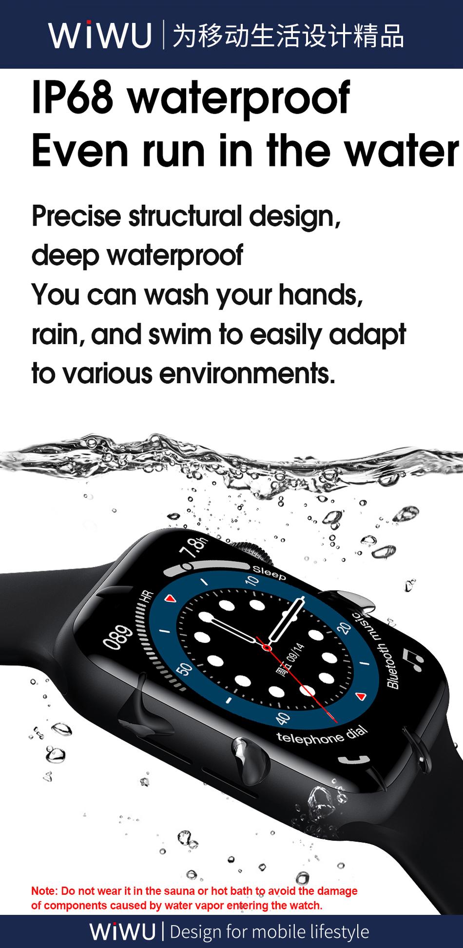 WiWU Smart Watch SW01