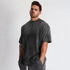 Cotton Oversized Tshirt New Design Luxury Quality Cotton Loose Fit Little Drop Shoulder Blank T-shirt Oversized T Shirt Men