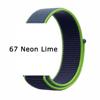 67 Neon Lime