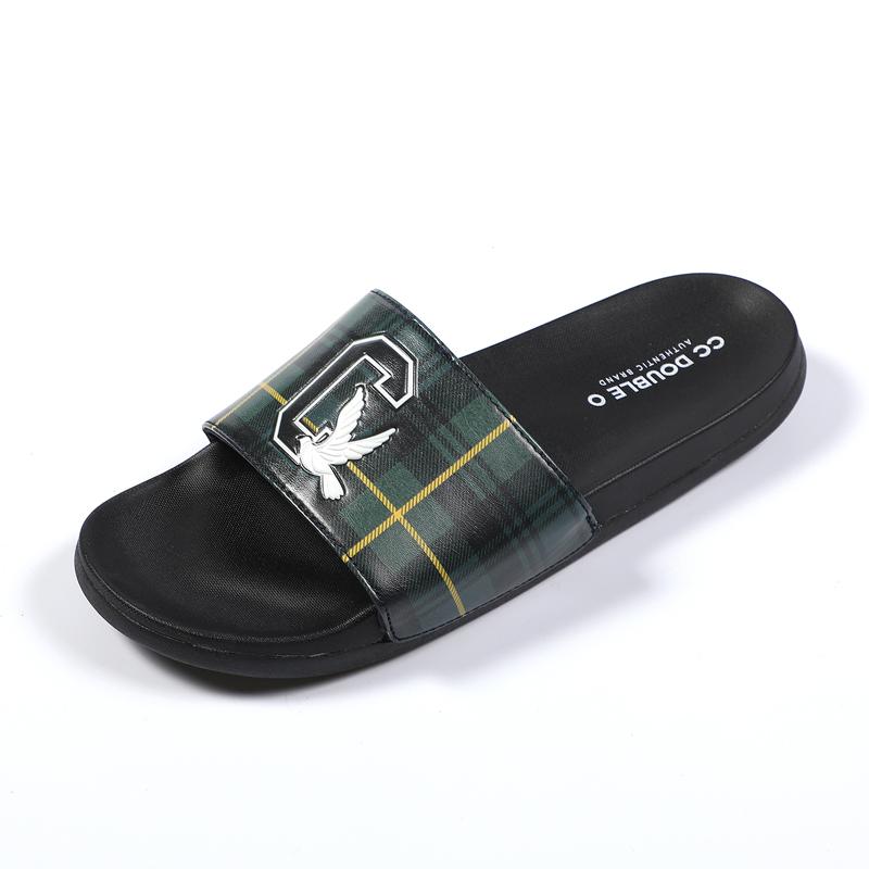 OEM Модные мужские сланцы, оптовая продажа, высококачественные летние повседневные пляжные сандалии, тапочки с индивидуальным логотипом для мужчин