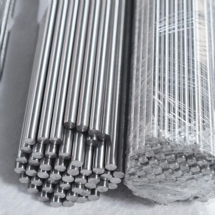 Gr7 Gr11 Hexagonal Round Titanium Rod Hot Sale ASTM B348 For Industrial Use