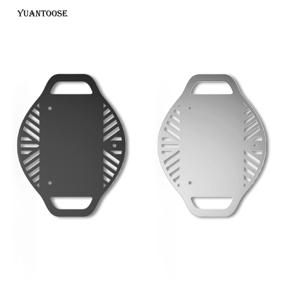 Portable Multipurpose Charcoal BBQ Barbecue Grill Plate For Camping Outdoor