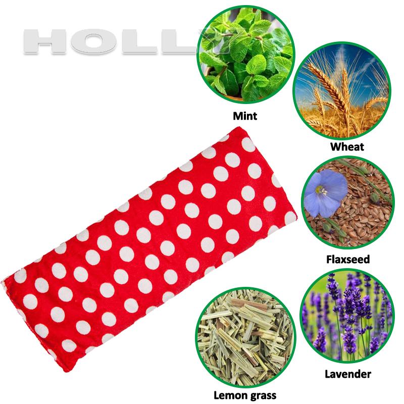 Многоразовый Утяжеленный мешок для семян пшеницы, микроволновая менструальная грелка