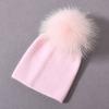 baby pink pom