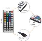 12v Leds 5050 Led Rgb Strip Light 12v 5m Smart Music APP Wifi Remote Control LEDs Flexible 5050 LED RGB Strip Light