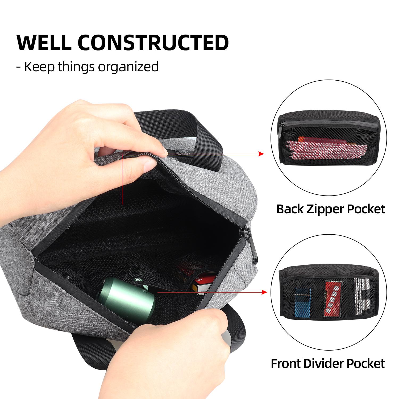Сумка с защитой от запаха на заказ, чехол для хранения без запаха с карбоновой подкладкой, сумка для путешествий с защитой от запаха