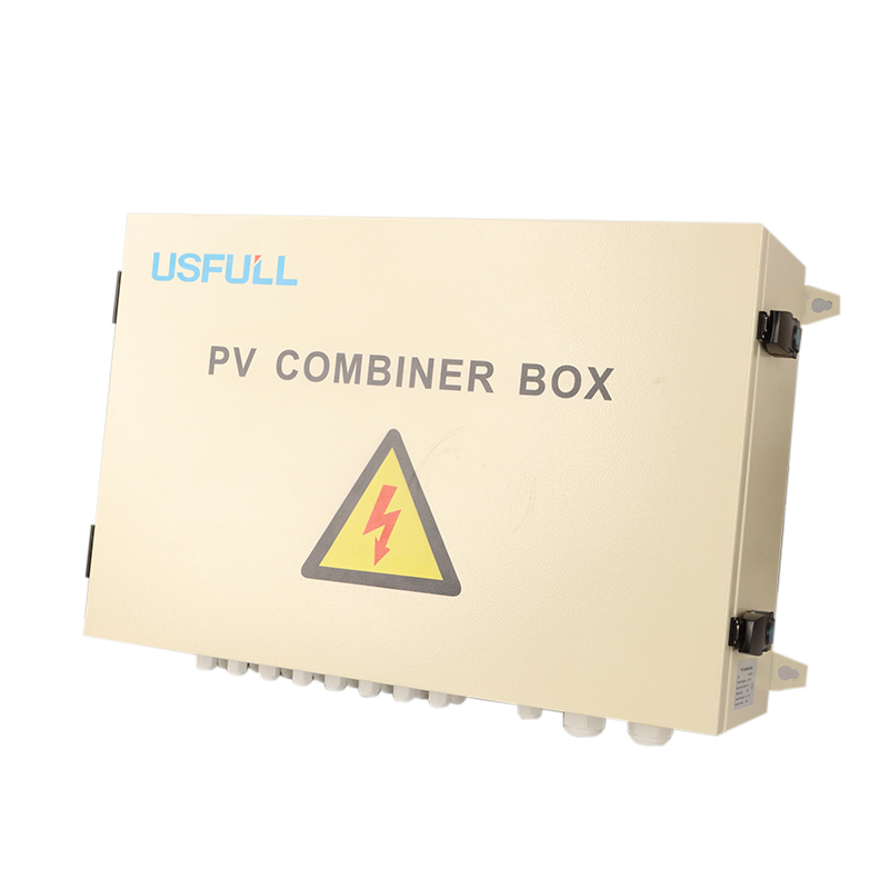 USFULL PV combiner box FU-CB8 Solar Strings for solar energy system