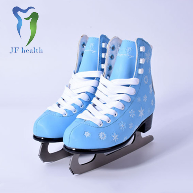 Factory promotion high quality durable skating shoes high-end figure skate shoes for wholesale